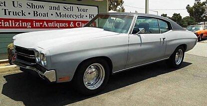 1970 Chevrolet Chevelle for sale 100889079