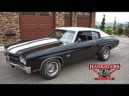 1970 Chevrolet Chevelle for sale 100912208