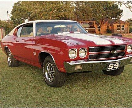 1970 Chevrolet Chevelle for sale 100916105