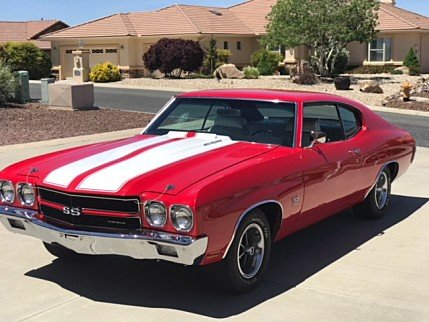 1970 Chevrolet Chevelle Clics for Sale - Clics on Autotrader
