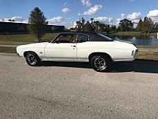 1970 Chevrolet Chevelle for sale 100954617