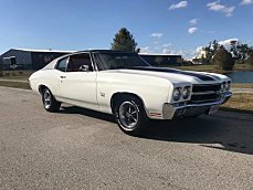 1970 Chevrolet Chevelle SS for sale 100954617
