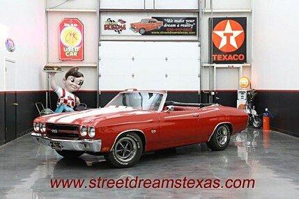 1970 Chevrolet Chevelle for sale 100955061