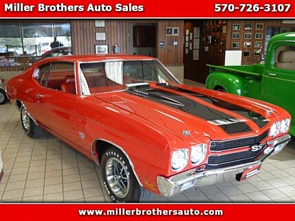 1970 Chevrolet Chevelle for sale 100974106