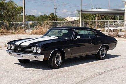 1970 Chevrolet Chevelle for sale 100974461