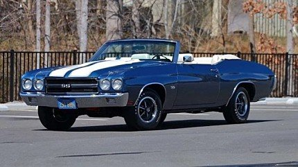 1970 Chevrolet Chevelle for sale 100978590