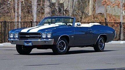 1970 Chevrolet Chevelle for sale 100978590