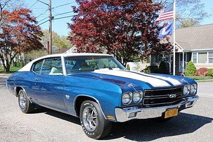 1970 Chevrolet Chevelle for sale 100986382