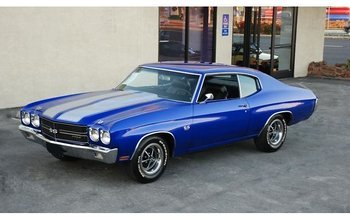 1970 Chevrolet Chevelle SS for sale 100988794
