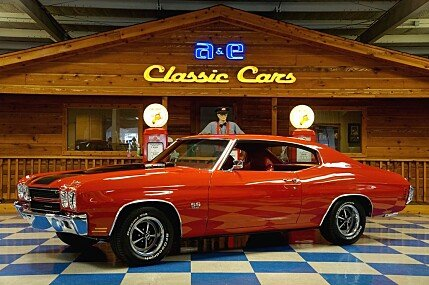 1970 Chevrolet Chevelle for sale 100989620
