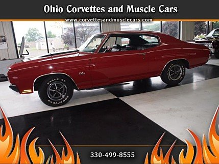 1970 Chevrolet Chevelle for sale 100998714