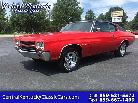 1970 Chevrolet Chevelle for sale 101004793