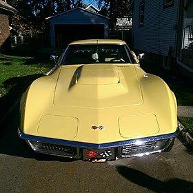 1970 Chevrolet Corvette for sale 100818860