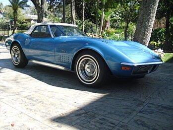 1970 Chevrolet Corvette for sale 100859927