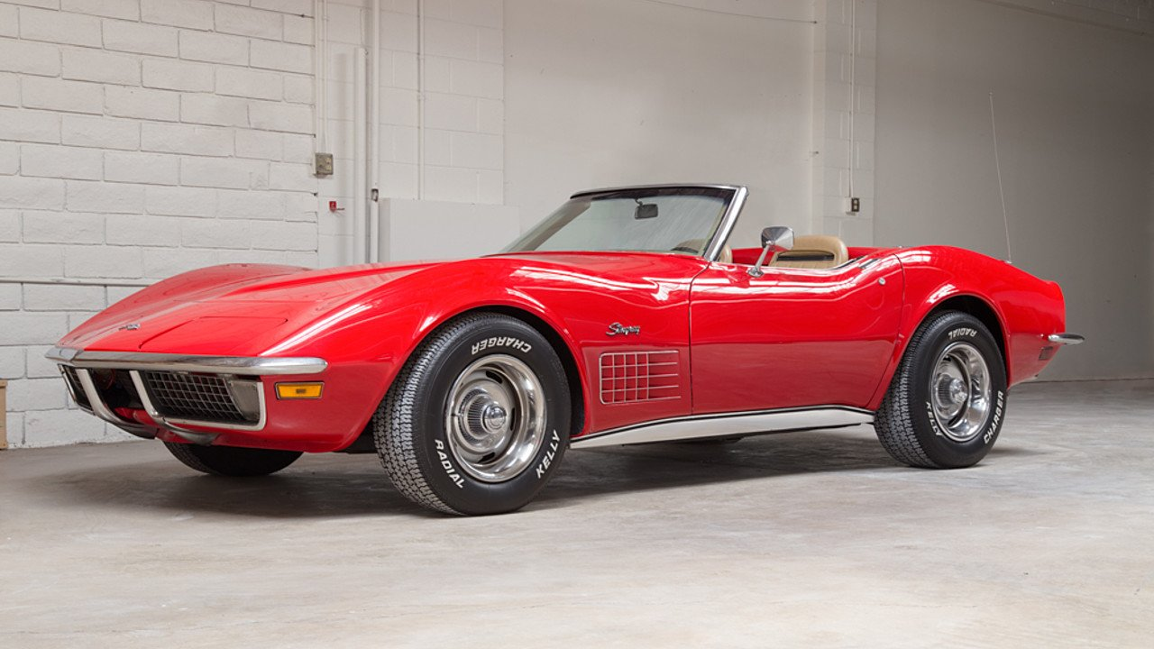 1970 Chevrolet Corvette for sale 100794231