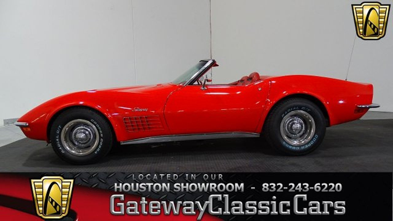 1970 Chevrolet Corvette for sale 100964111