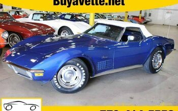 1970 Chevrolet Corvette for sale 100870987