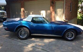 1970 Chevrolet Corvette Convertible for sale 100912560
