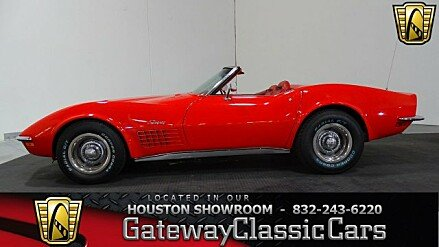 1970 Chevrolet Corvette for sale 100920499