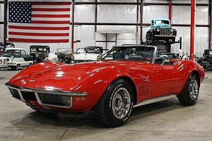 1970 Chevrolet Corvette for sale 100926760