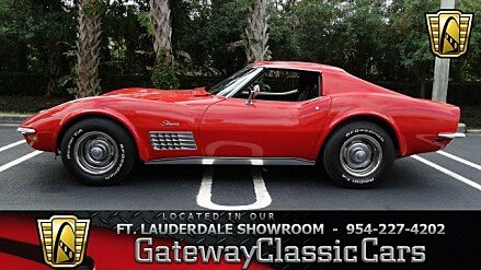 1970 Chevrolet Corvette for sale 100965356