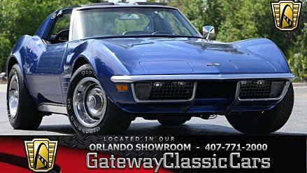 1970 Chevrolet Corvette for sale 100972687
