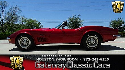 1970 Chevrolet Corvette for sale 100978732