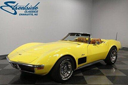 1970 Chevrolet Corvette for sale 100981549