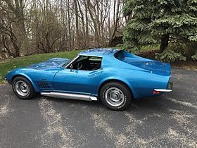1970 Chevrolet Corvette Coupe for sale 100993446