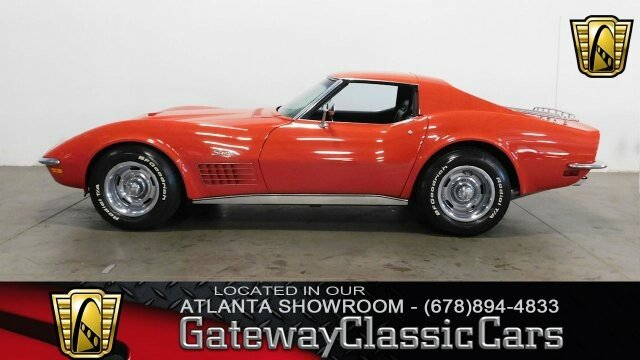 1970 chevrolet corvette classics for sale classics on autotrader rh classics autotrader com 2012 Corvette 1970 corvette manual transmission