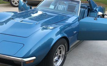 1970 Chevrolet Corvette Coupe for sale 101028027