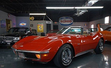 1970 Chevrolet Corvette for sale 101029087