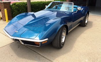 1970 Chevrolet Corvette Convertible for sale 100998127