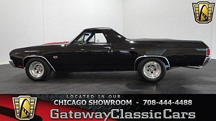 1970 Chevrolet El Camino for sale 100756831