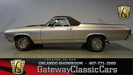 1970 Chevrolet El Camino for sale 100772014