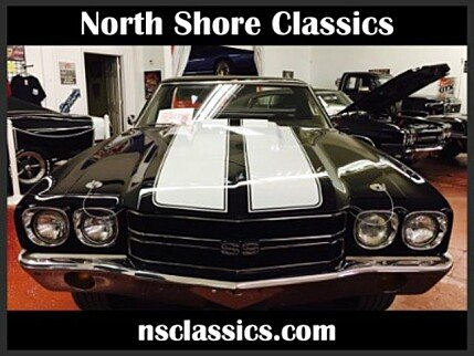 1970 Chevrolet El Camino for sale 100840641