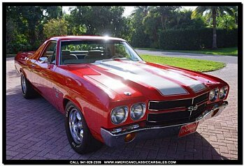 1970 Chevrolet El Camino for sale 100842615