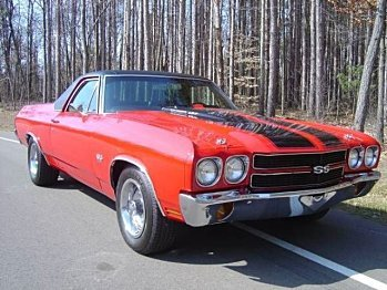 1970 Chevrolet El Camino for sale 100825537