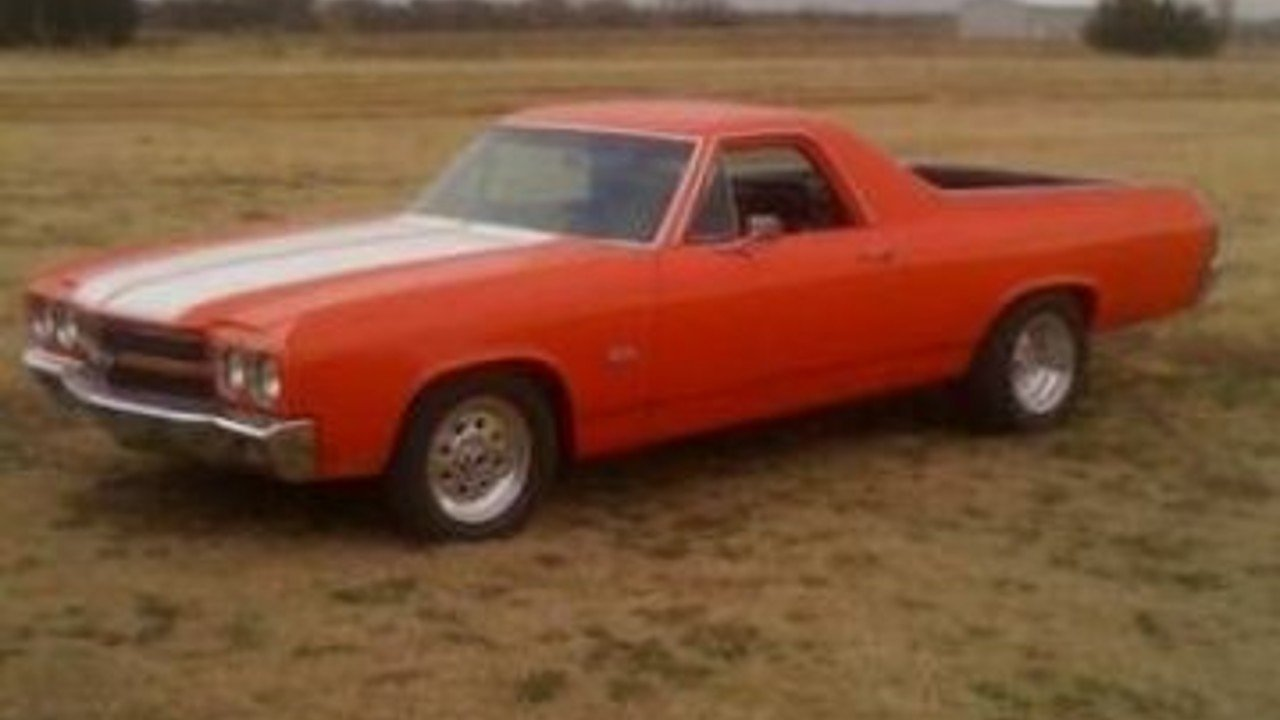1970 Chevrolet El Camino for sale 100837718