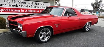 1970 Chevrolet El Camino for sale 100888738