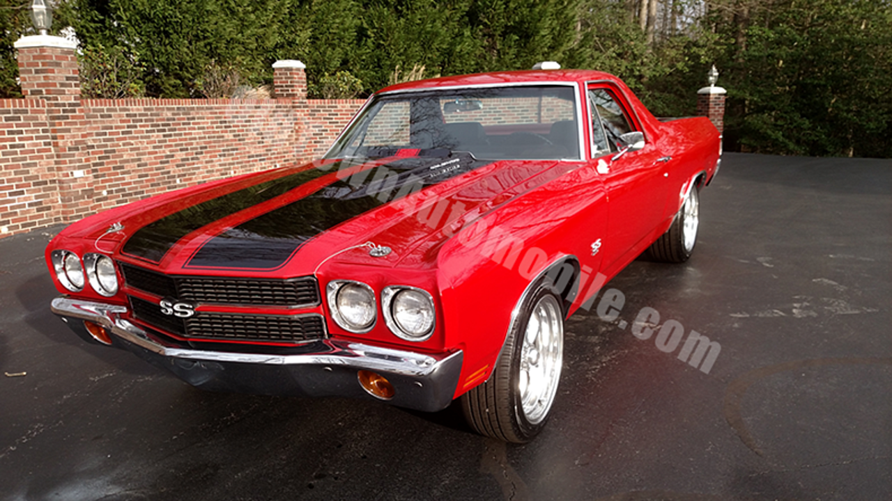 1970 Chevrolet El Camino for sale near Huntingtown, Maryland 20639 ...