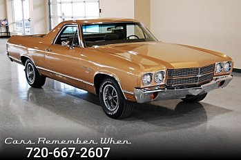1970 Chevrolet El Camino for sale 100996702