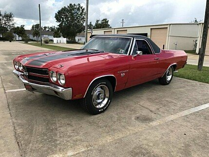 1970 Chevrolet El Camino for sale 100773591
