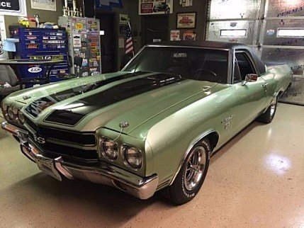 1970 Chevrolet El Camino for sale 100912919