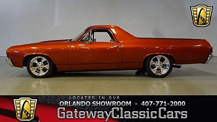 1970 Chevrolet El Camino for sale 100949135