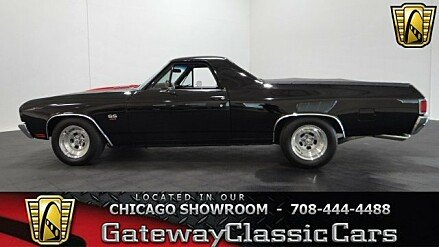 1970 Chevrolet El Camino for sale 100949255