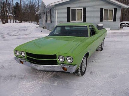 1970 Chevrolet El Camino for sale 100961582