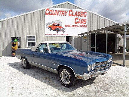 1970 Chevrolet El Camino for sale 100984255