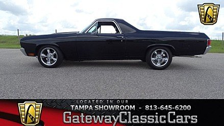 1970 Chevrolet El Camino for sale 100997504