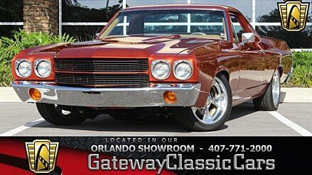 1970 Chevrolet El Camino for sale 101009886